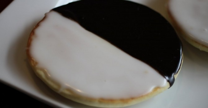 New York's Best Black and White Cookies