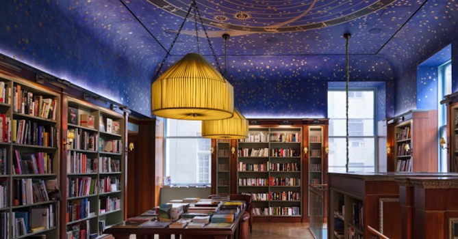 New York's Best Specialty Bookstores