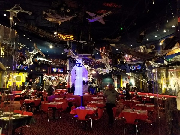 haunted hollywood planet hollywood