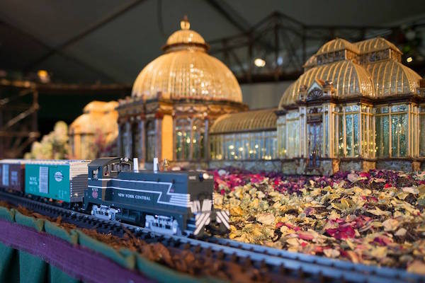 New York Botanical Garden Holiday Express