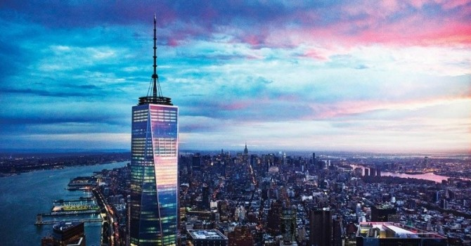 Get a Free Gift at One World Observatory