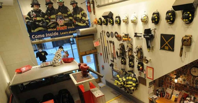 New York Coupons: $5 Off at the FDNY Fire Zone