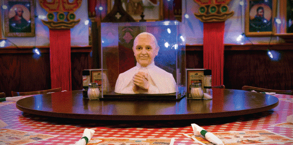 buca di beppo pope table