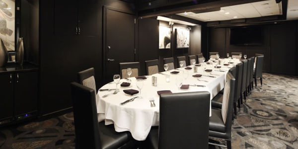 morton's the steakhouse private parties