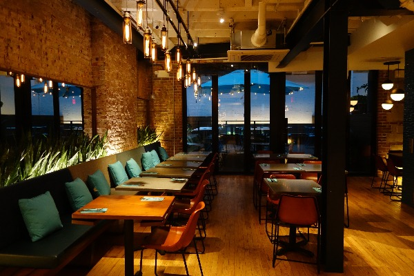 Soho park private dining nyc for Best private dining rooms soho