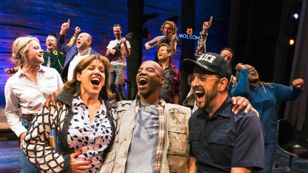 Come From Away Matthew Murphy