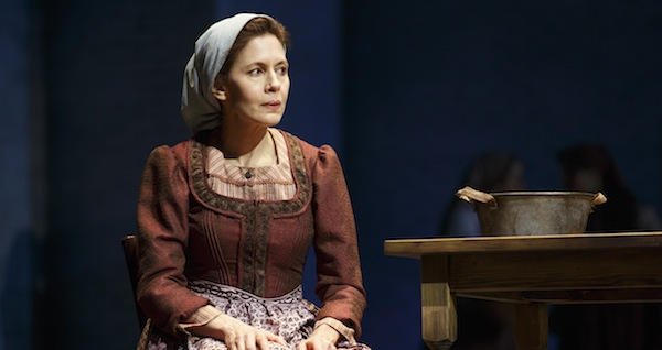 Jessica Hecht in Fiddler on the Roof