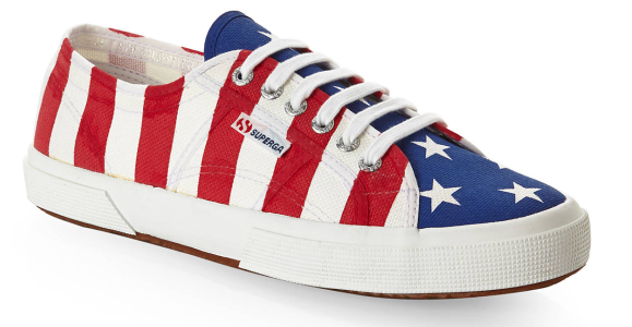 superga american sneaker at century 21