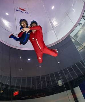 Indoor Skydiving at iFly Westchester