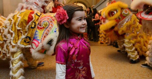 chinese new year at the met