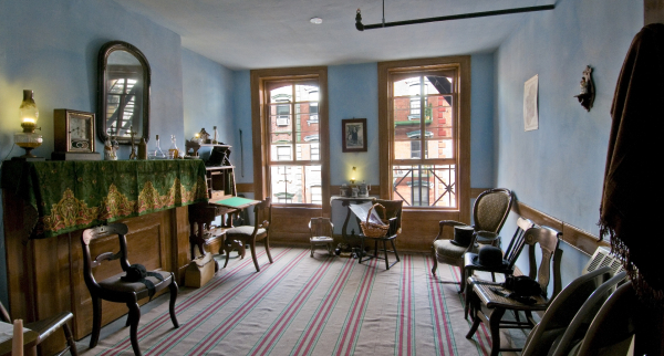 The Moores Lower East Side Tenement Museum