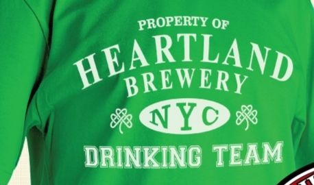 heartland brewery drinking team t