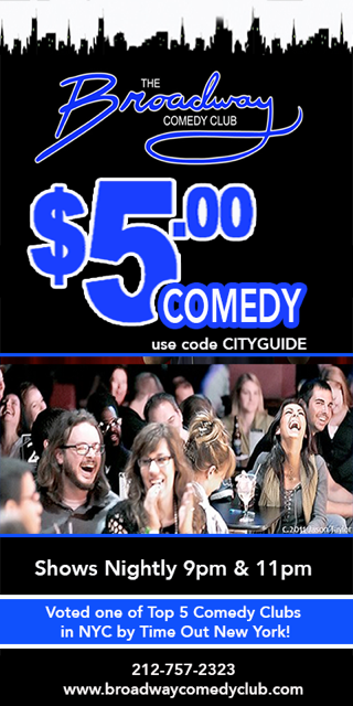$5 comedy coupon code broadway comedy club