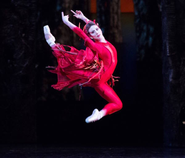 Firebird American Ballet Theater