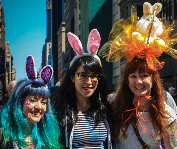 easter parade fifth avenue