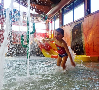 Rocking Horse Ranch's Water Park