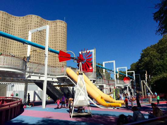 New York Hall of Science Playground