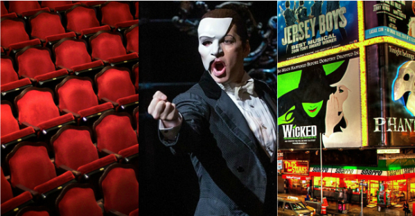 how to do broadway theater nyc