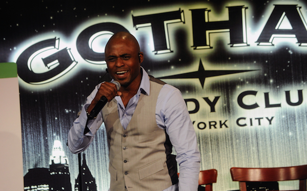 Wayne Brady at Gotham Comedy Club