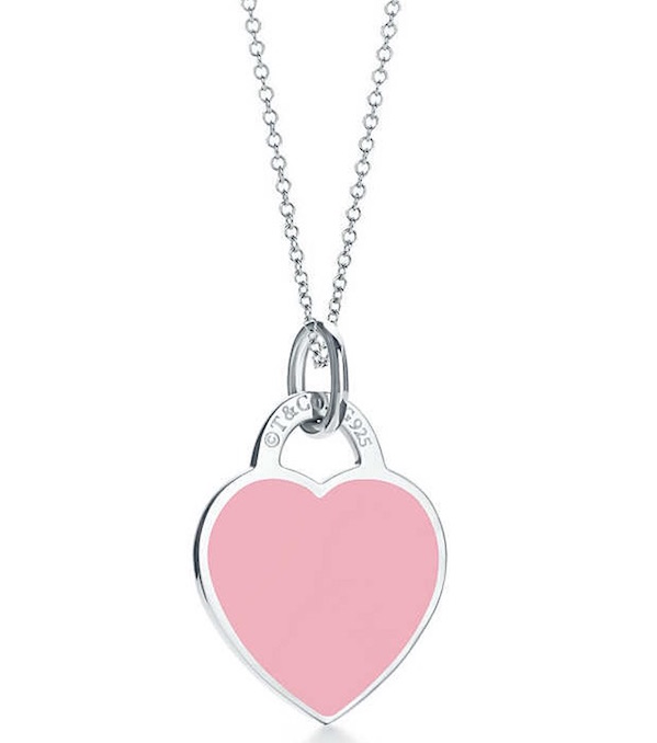 Tiffany & Co. Heart Charm