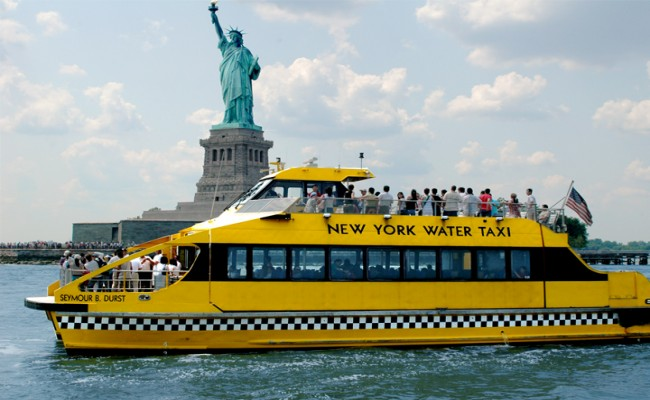 Cruise With New York Water Taxi—At a Discount!