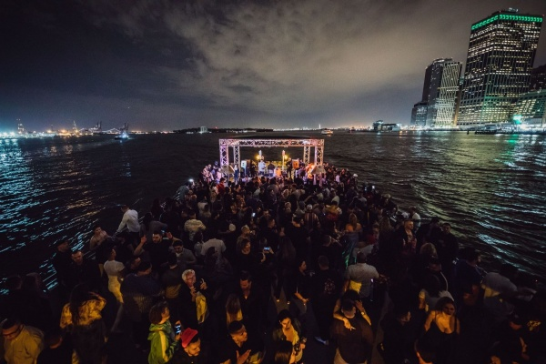 circle line summer DJ series