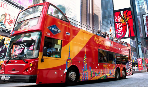 citysightseeing packages nyc