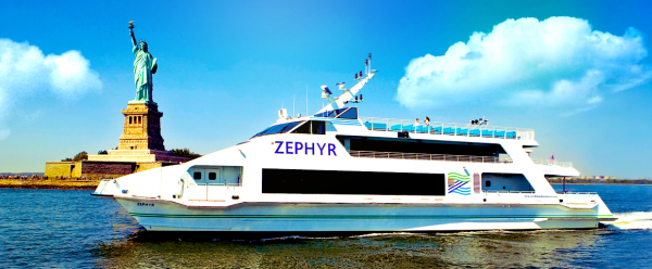 Zephyr Statue of Liberty Express