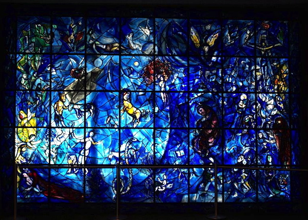 Marc Chagall's Peace at UN