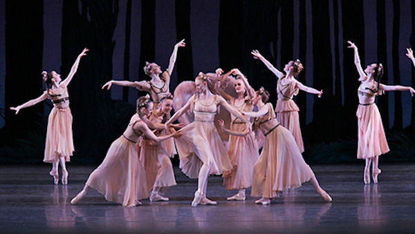 NYCB Midsummer Nights Dream