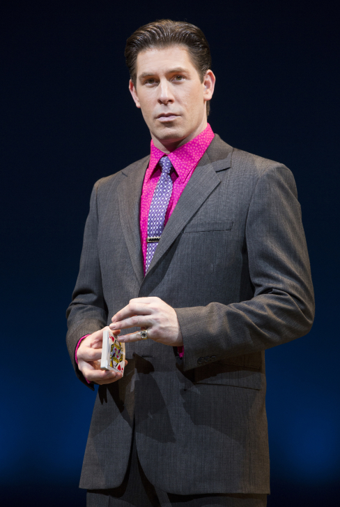 Richard H. Blake as Tommy DeVito jersey boys