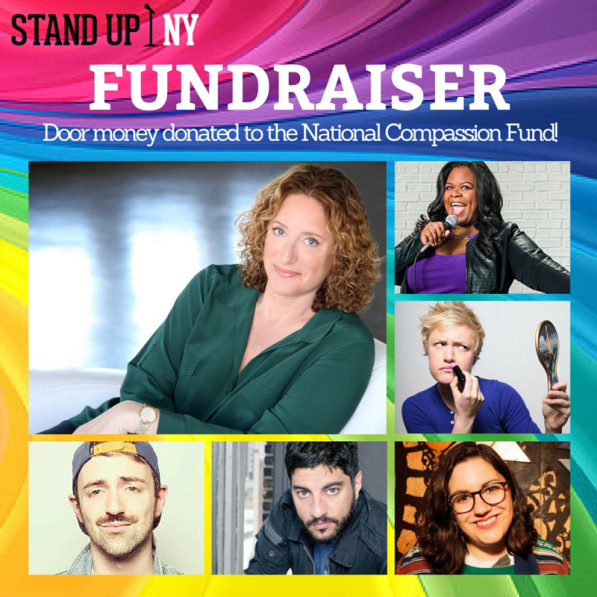stand up ny lgbt fundraiser