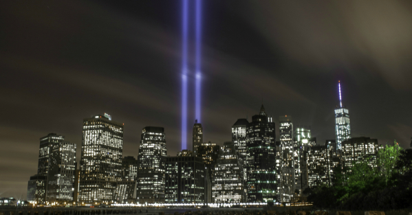 tribute in light 9/11