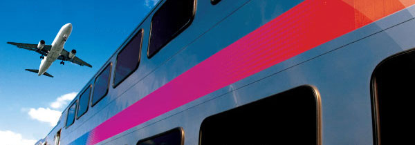 The Best Way to Get to Newark Liberty Airport: NJ TRANSIT