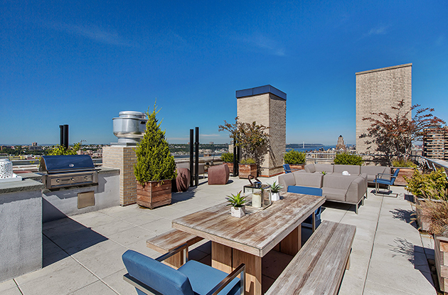 windermere west end rooftop patio