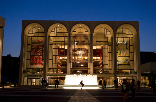 lincoln center met opera