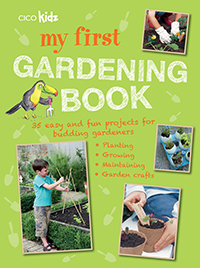 my first gardening book