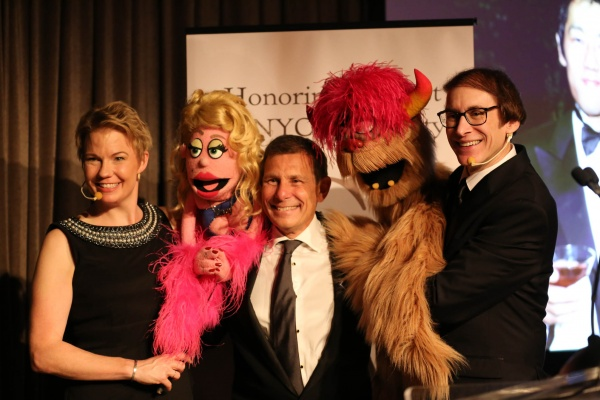 avenue q puppers davler ceo david miller