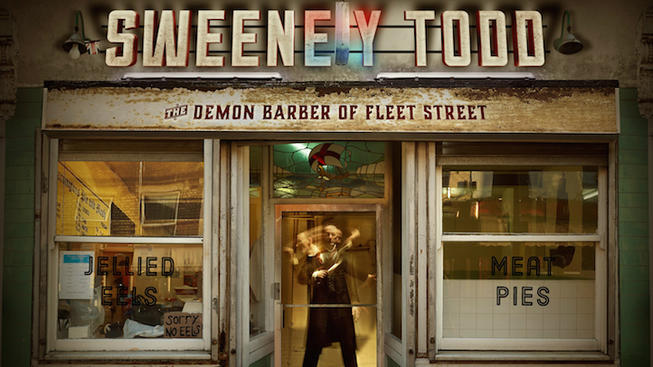 sweeney todd to nyc