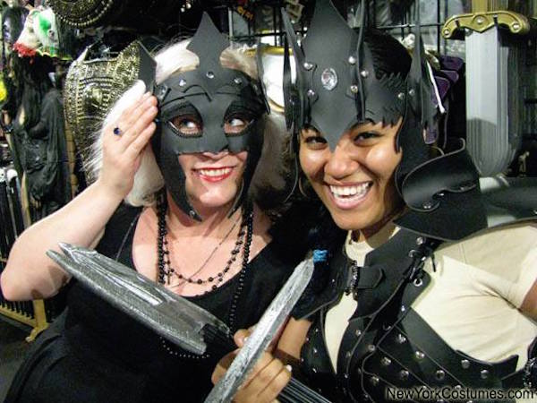 NYC's Best Costume Stores