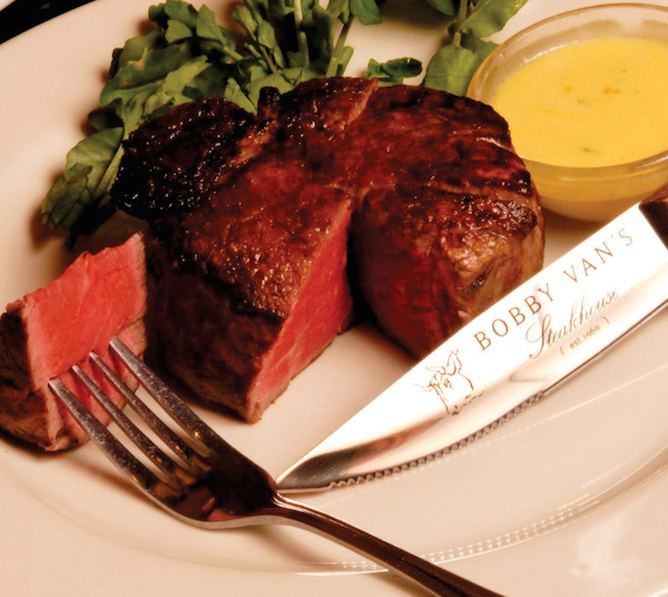 Bobby Van's Grill: Perfect for Prime Filet in NYC's Theatre District