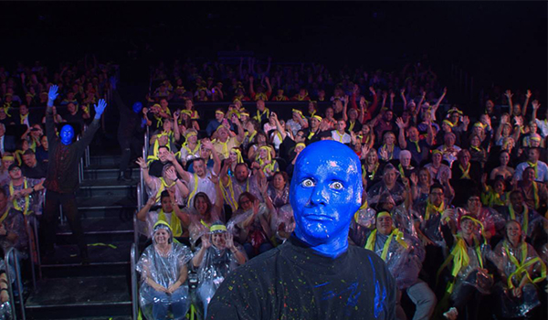 blue man group nyc