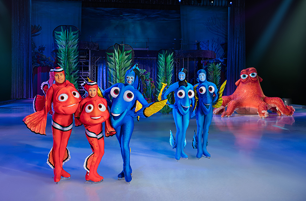 dory and friends disney on ice