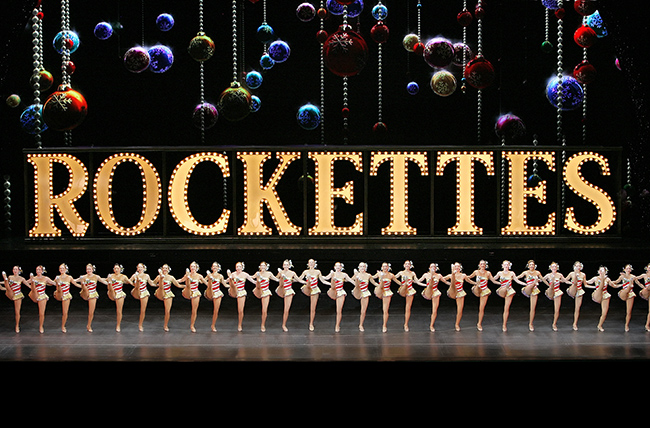 rockettes radio city music hall