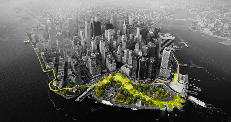 future city new york at its core