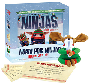 North Pole Ninjas: Mission: Christmas