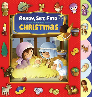 Ready, Set, Find: Christmas