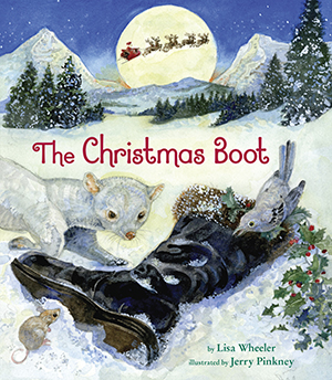 The Christmas Boot