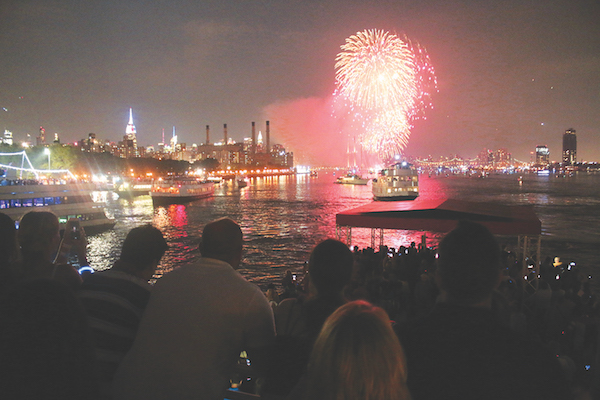 Circle Line Fireworks Cruise
