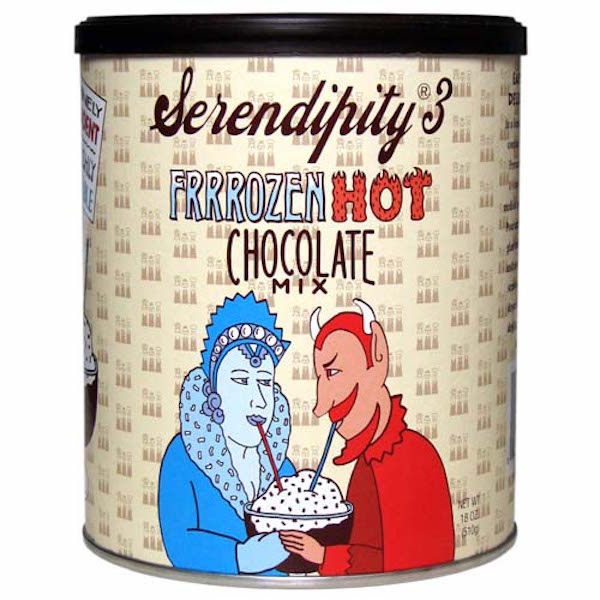 Frrrozen Hot Chocolate Mix